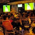 Xem EURO 2016 màn hình lớn với máy chiếu giá rẻ