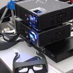 Công nghệ 3D trên máy chiếu giá rẻ