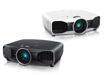 Epson ra mắt máy chiếu giá rẻ hỗ trợ 2D và 3D độ phân giải 1080p
