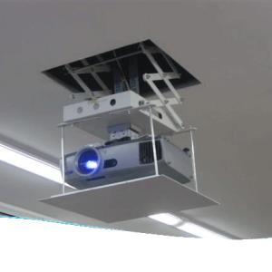 Hướng dẫn lắp đặt máy chiếu và màn chiếu