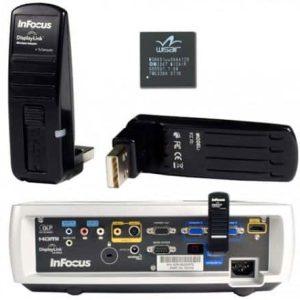 InFocus - kết nối không dây từ PC, MAC đến máy chiếu giá rẻ