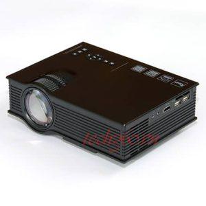So sánh máy chiếu mini giá rẻ Unic UC40 và UC46