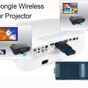 Thiết bị phát wifi WPS-Dongle cho máy chiếu giá rẻ, máy chiếu mini
