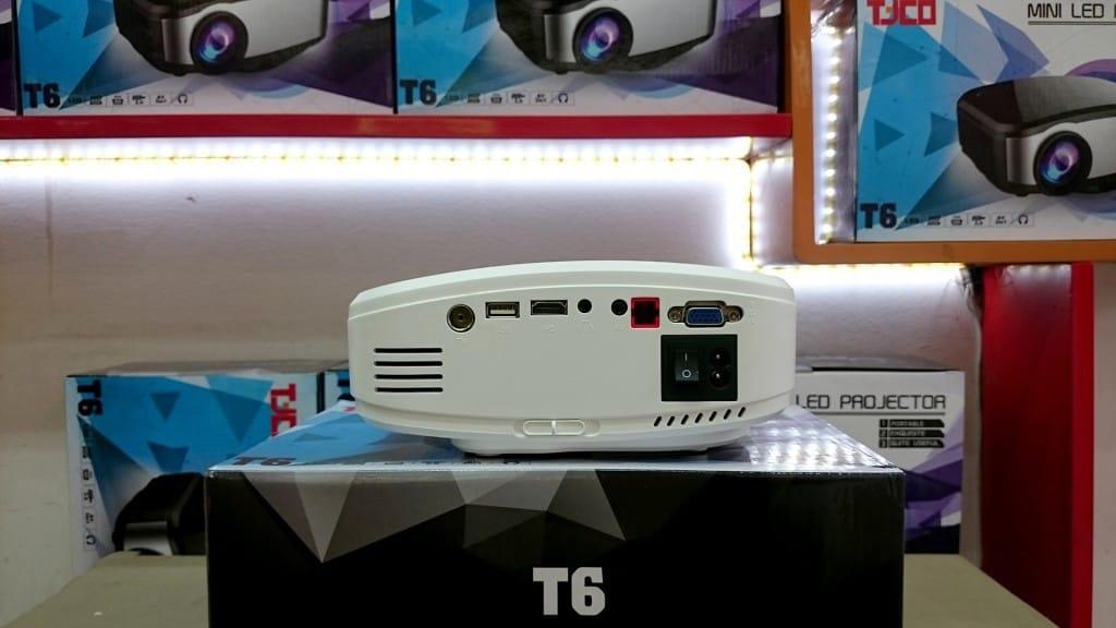 máy chiếu tyco t6