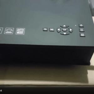 Hướng dẫn kết nối máy chiếu UC46 với iPhone và cập nhật phần mềm cho UC46