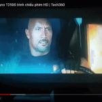 xem phim hd trên máy chiếu tyco t2500