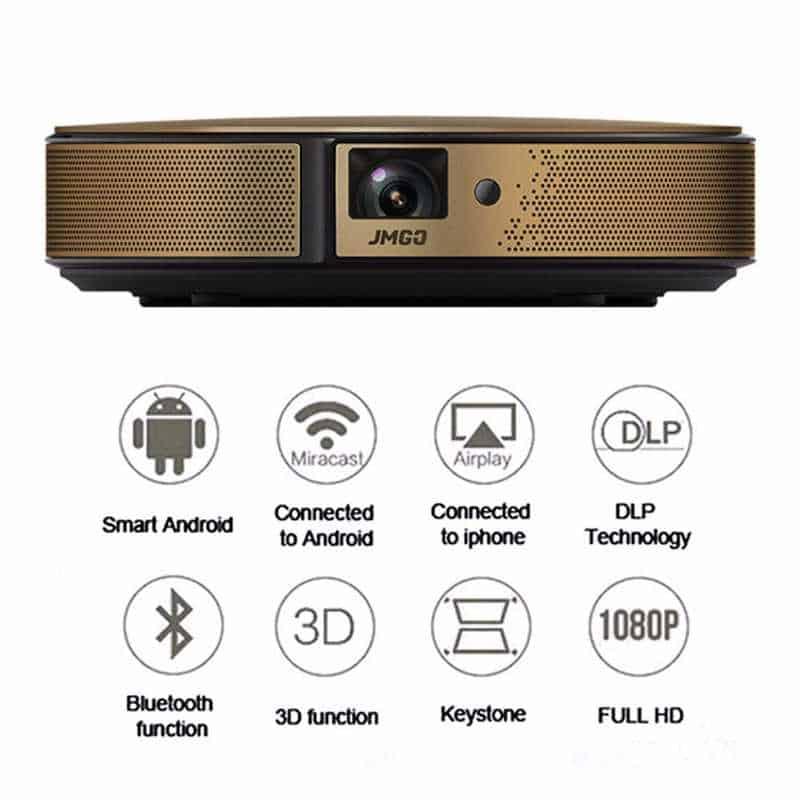 máy chiếu JMGO E8