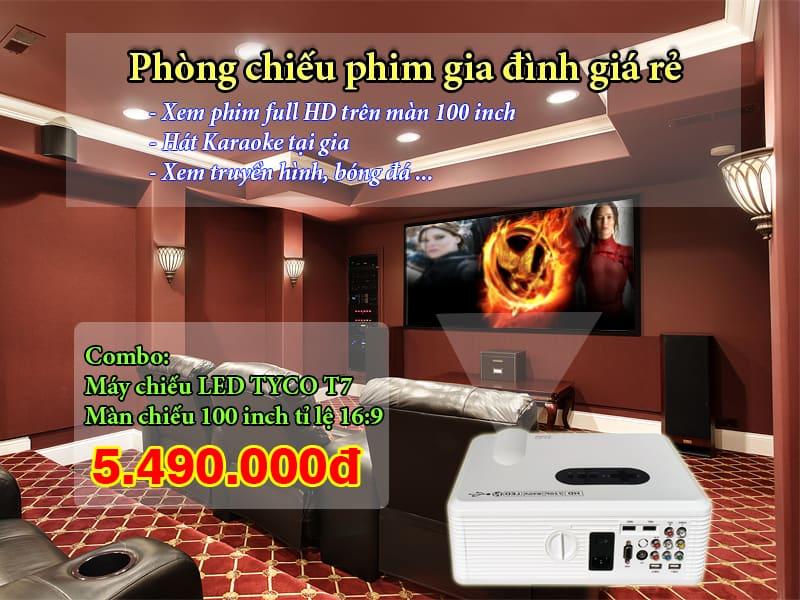 Mua máy chiếu giá rẻ tại Khánh Hòa