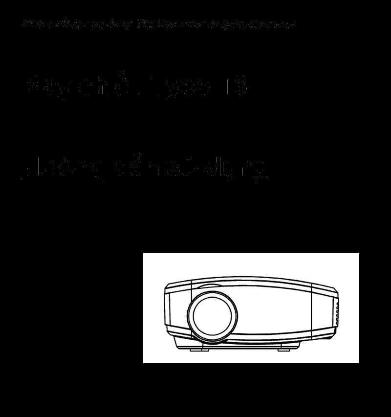 Hướng dẫn sử dụng máy chiếu mini Tyco T6