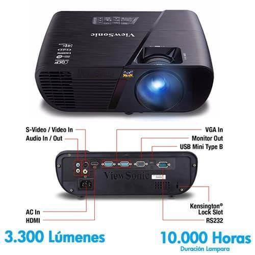 Máy chiếu Viewsonix PJD5155