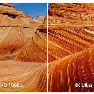Máy chiếu 4K và Full HD