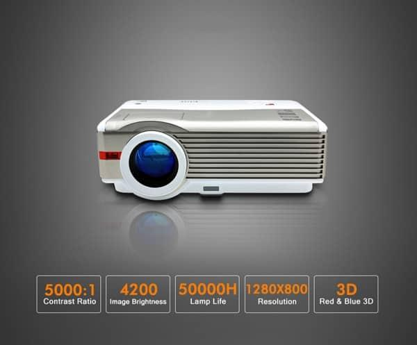 Máy chiếu LED giá rẻ Tyco T42 đã có mặt tại TECH360
