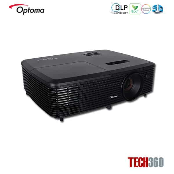 Máy chiếu Optoma X341 cường độ sáng cao, phù hợp giáo dục, quán ăn, karaoke, giải trí gia đình điều kiện sáng