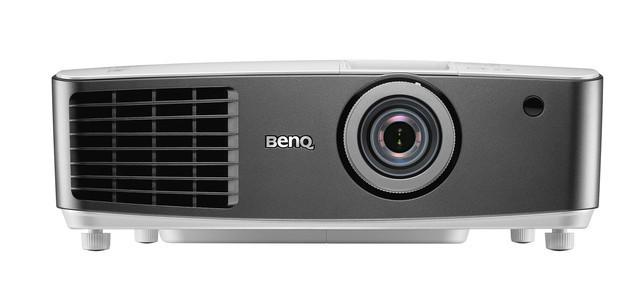Chiêm ngưỡng máy chiếu phim fullHD không dây của BenQ