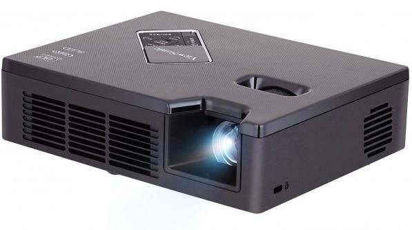 Review máy chiếu mini ViewSonic PLED-W800