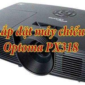 optoma px318