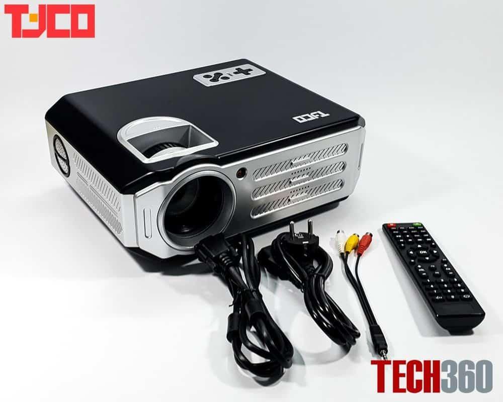 máy chiếu tyco T7+