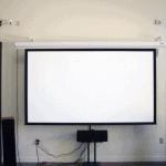 màn chiếu điện 100 inch