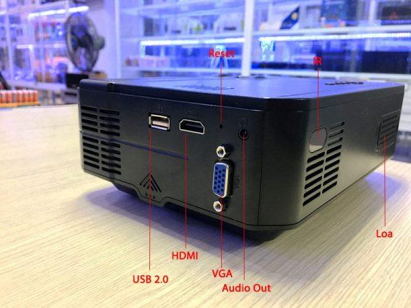 máy chiếu tyco T3 Wifi