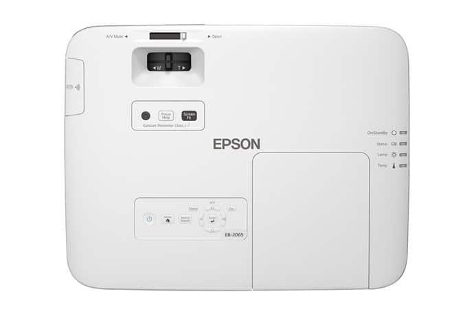 máy chiếu Epson EB-2065U 3