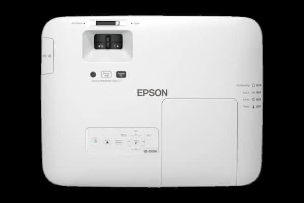 Máy chiếu Epson EB-2165W 5