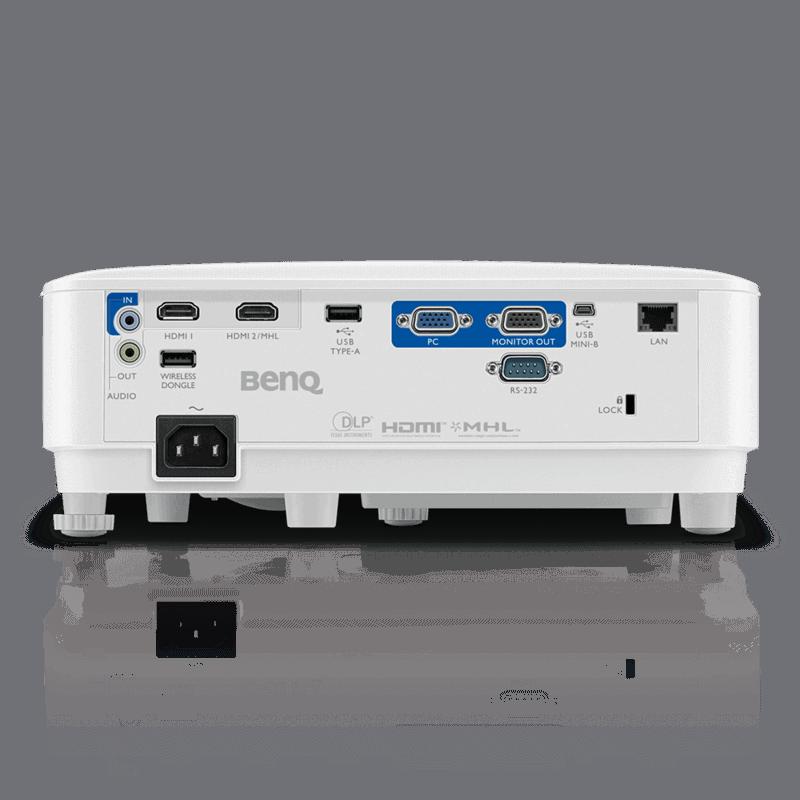 máy chiếu BenQ MH733 5