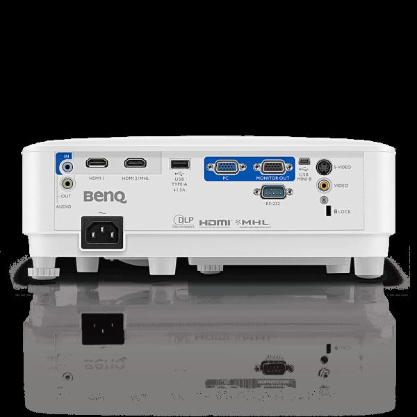 máy chiếu BenQ MW612 4