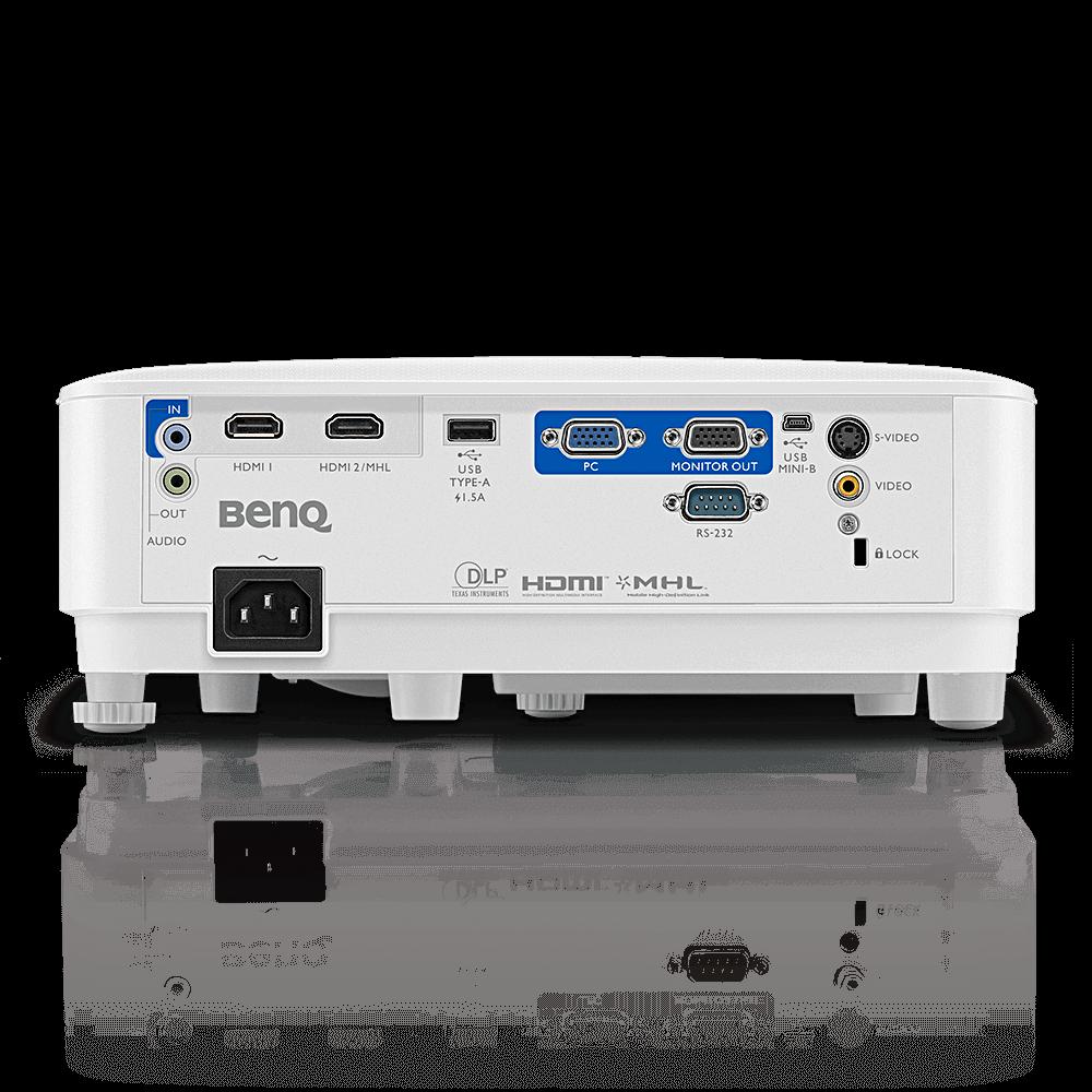 máy chiếu benq mx611 4
