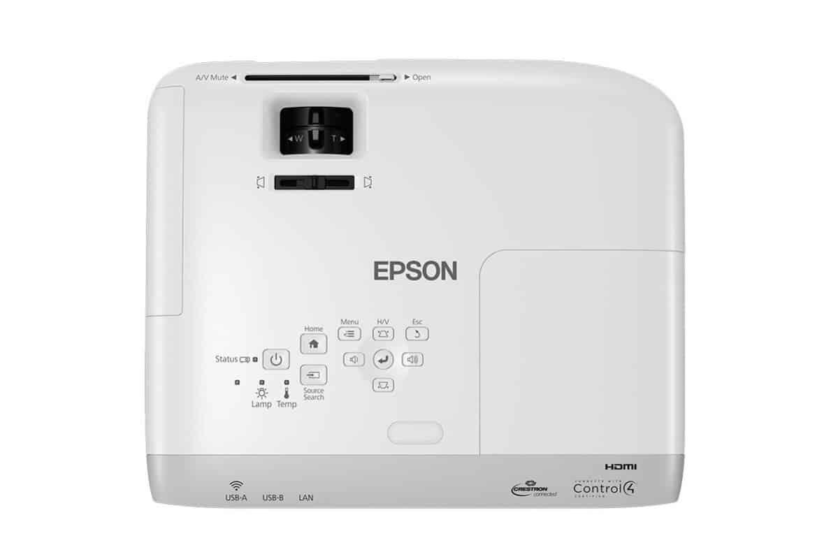 máy chiếu epson w39 1