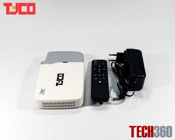 máy chiếu mini tyco m16 thông minh
