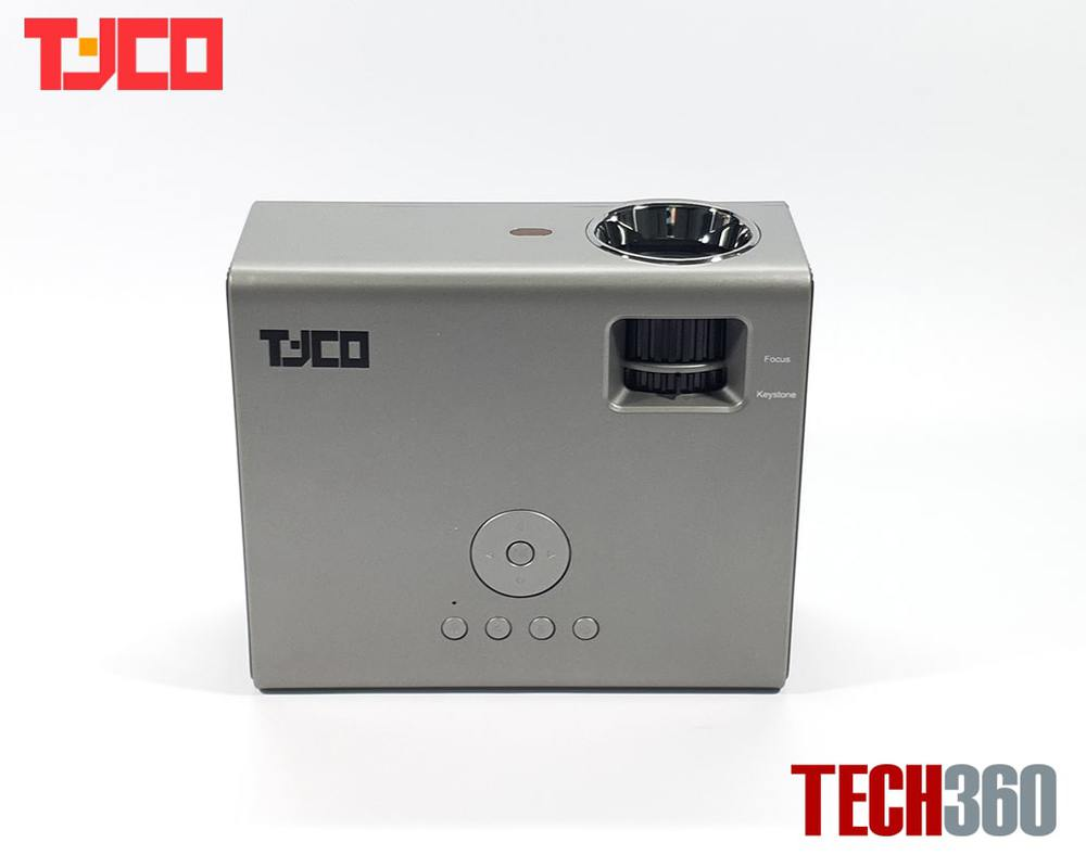 mặt trước máy chiếu tyco T280A