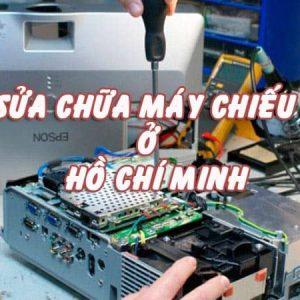 sửa máy chiếu tại hcm