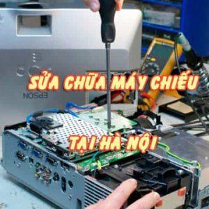 Sửa chữa máy chiếu tại hà nội