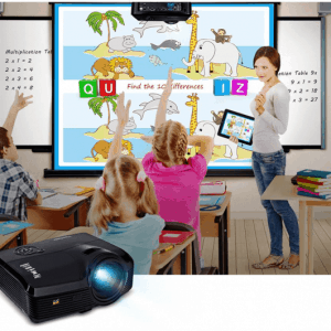 máy chiếu cho trung tâm ngoại ngữ