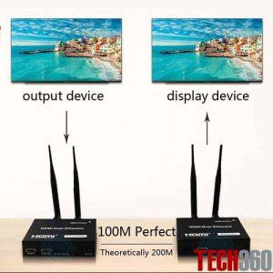 Bộ thu – phát HDMI không dây