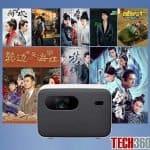 Máy chiếu Xiaomi Mijia Projector 2 Pro