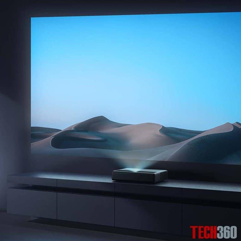 Máy chiếu 4K xiaomi