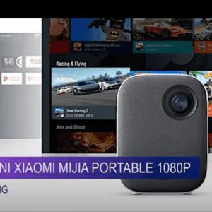 hướng dẫn sử dụng máy chiếu Xiaomi