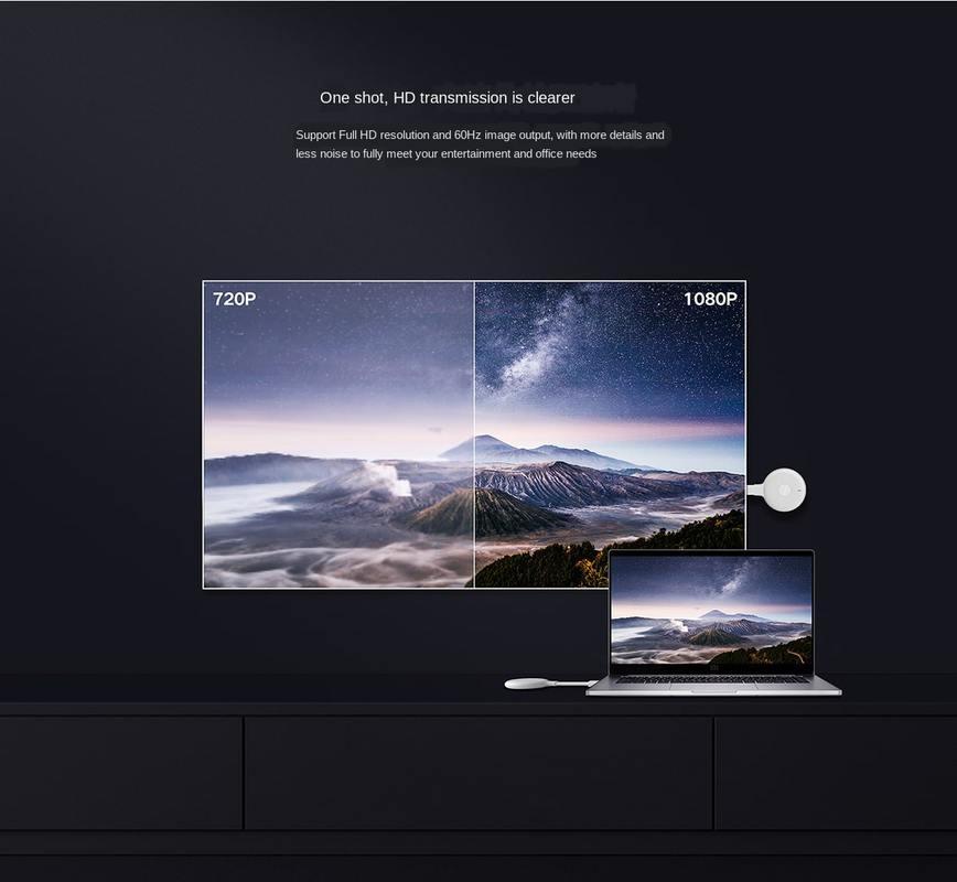 Bộ thu phát xiaomi HDMI không dây - wireless