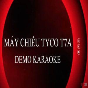tyco t7a wifi hát karaoke